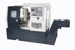 CNC-sorvi Spinner tc42